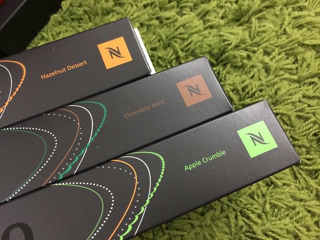 Nespresso全新网络商店开张&十年使用经验开箱大公开 @amarylliss。艾玛[随处走走]