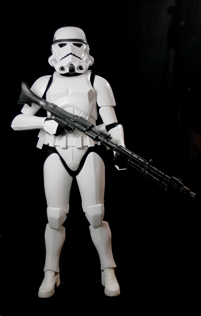 Trooperwblaster Sal Perales Flickr