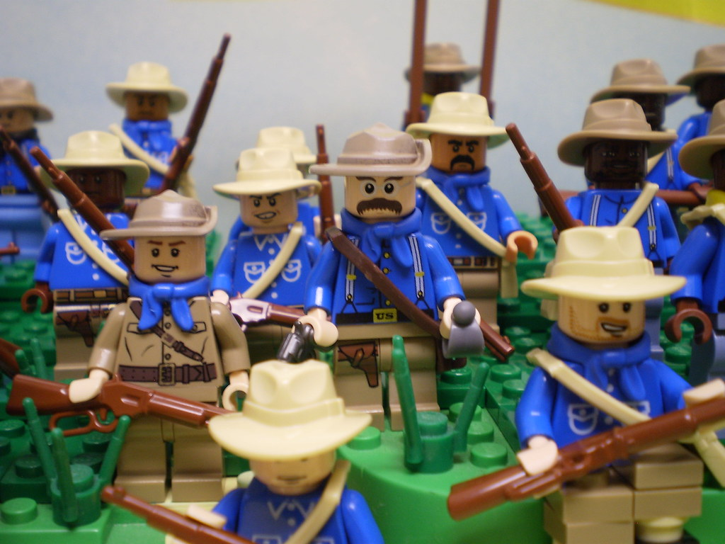 1st United States Volunteer Cavalry | Revolvy