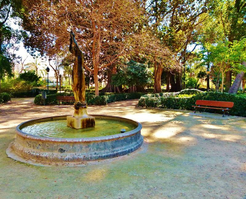 Jard n y palacete de ayora valencia flickr for Jardin de ayora
