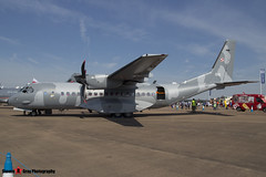 016 - S-018 - Polish Air Force - CASA C-295M - Fairford RIAT 2014 - Steven Gray - IMG_4145