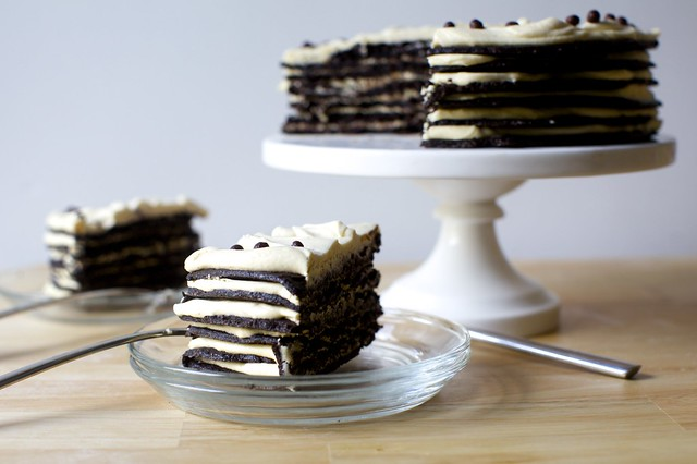 chocolate peanut butter icebox cake – smitten kitchen