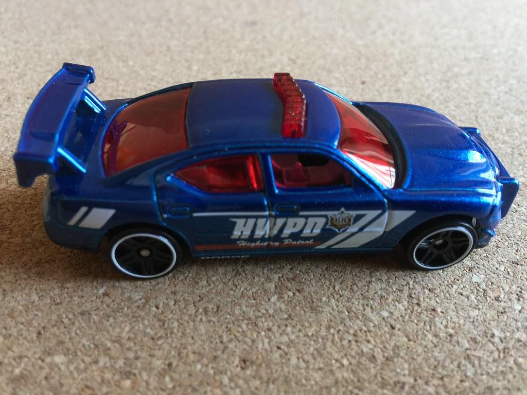 Mattel Hot Wheels Chrysler Dodge Charger Drift Police Flickr