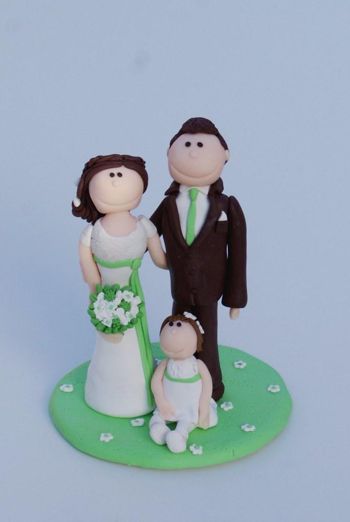 Familien Hochzeitstortenfigur Www Suessesatelier De Flickr