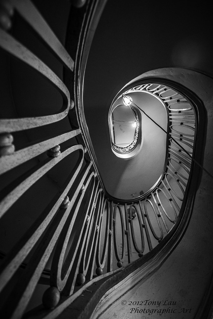 ... Spiral Heaven | By Tony Lau Photographic Art