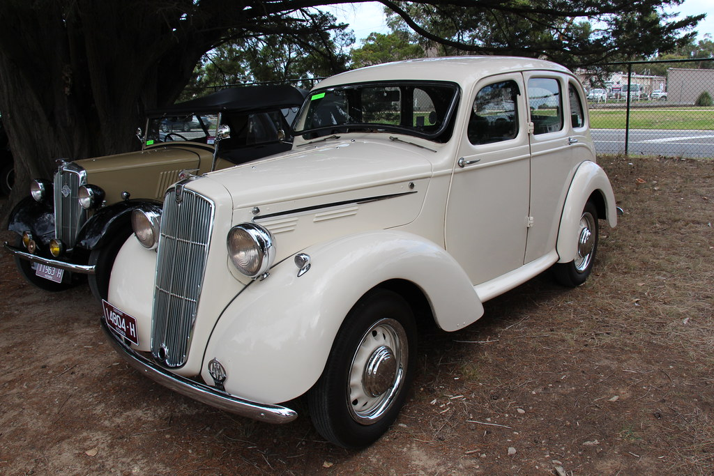 1939 Morris 10 Series M Saloon The Morris Ten Was A