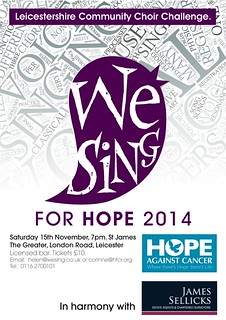 WE Sing for HOPE | by Hope Against Cancer