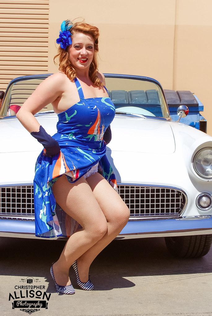 New Ford Truck >> Burlesque Singer & Pinup Jolie Goodnight - ChristopherAlli ...