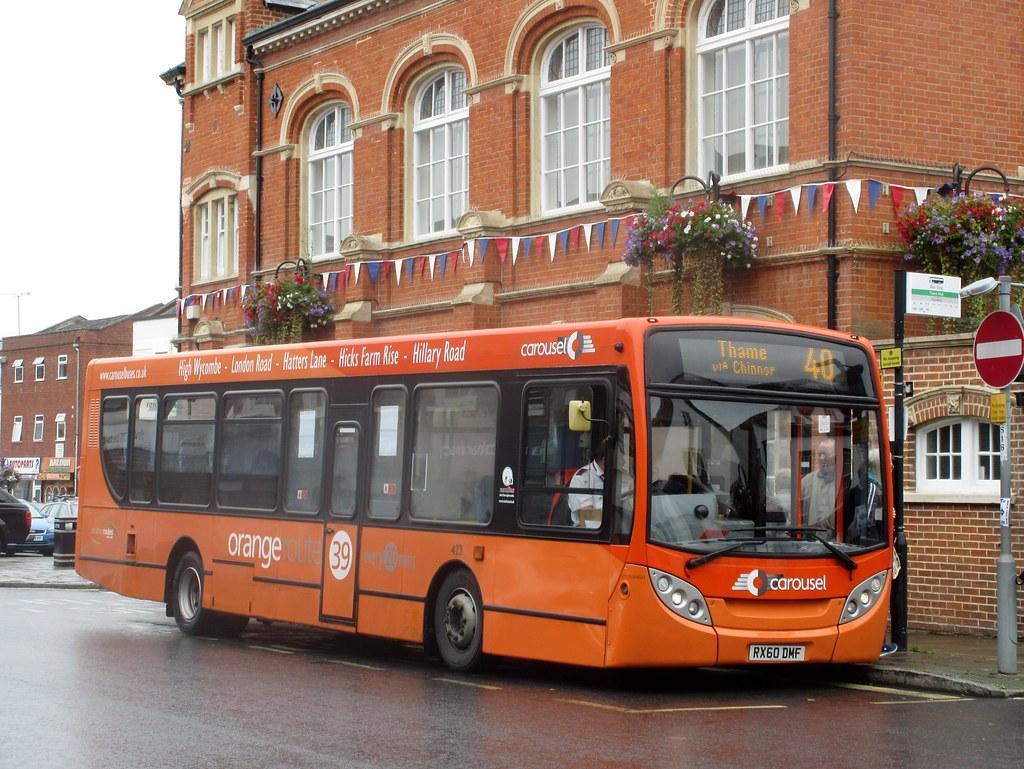 Carousel Buses 423 Rx60 Dmf Carousel Buses Adl Enviro200