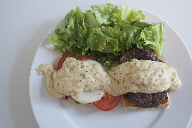 Recipe: Bone Marrow Burgers with Buttermilk Béchamel - DSC_5861