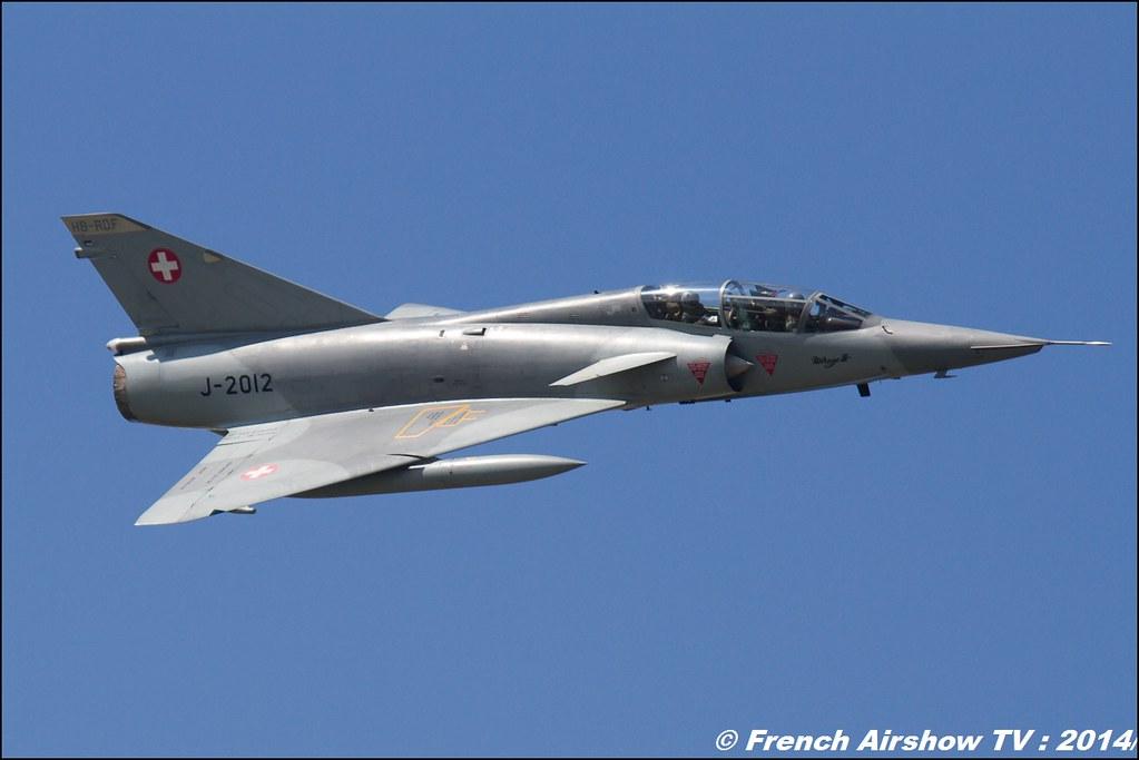 Mirage IIIs J-2012