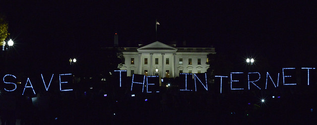 White House Vigil To Save Net Neutrality 11