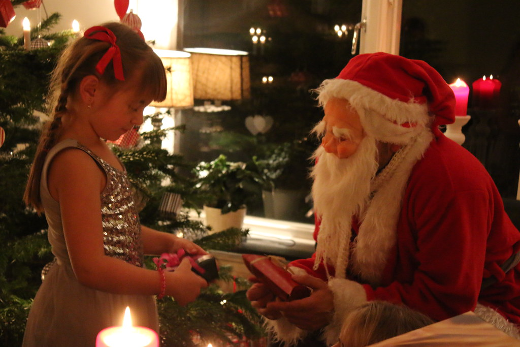 On The Twelfth Day Of Christmas.On The Twelfth Day Of Christmas Santa Gave To Me Flickr
