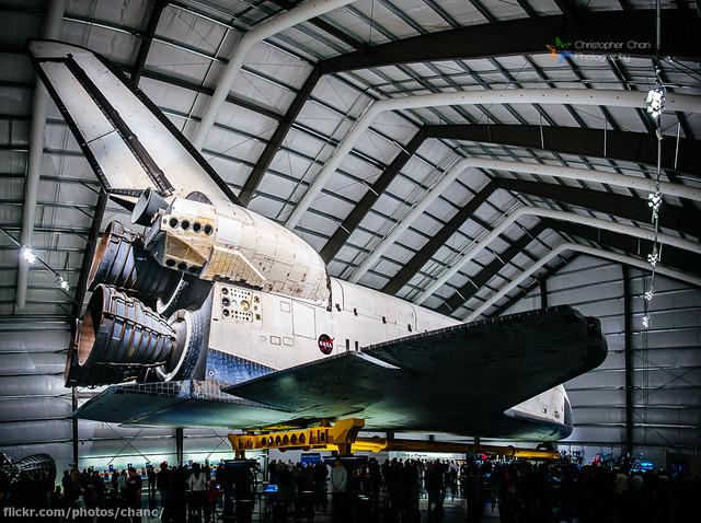 space shuttle endeavour california science center - photo #36