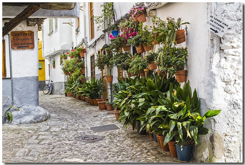 Calles de la judería de Hervás, Cáceres