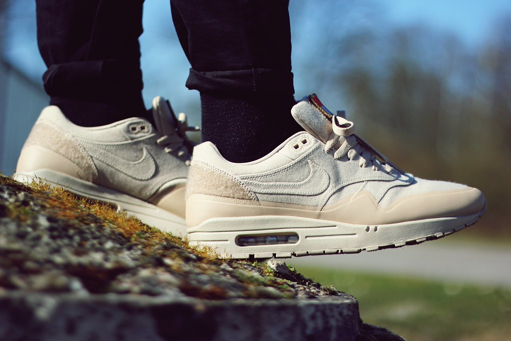 Air Max One Patch Sand