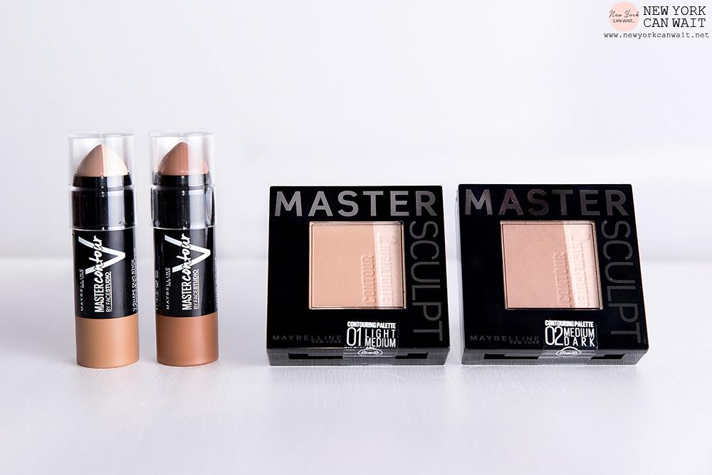 Easy Contouring: Master Contour e Master Sculpt di Maybelline.