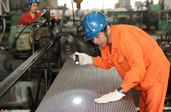Able to produce steel for submarines, rockets of dongbei special steel, why become the