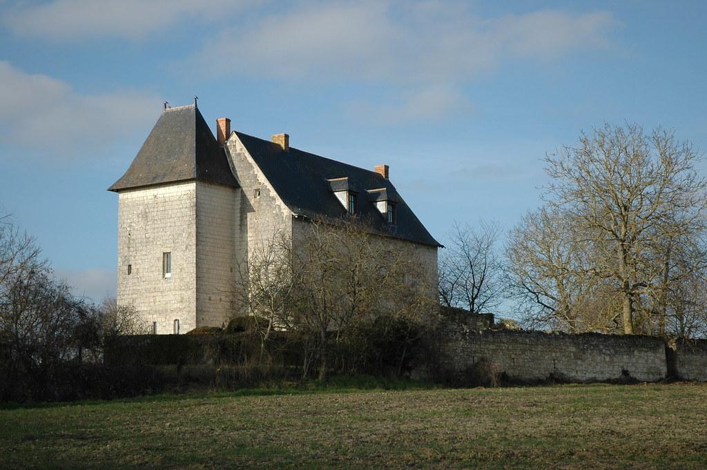 Manoir de la Roche Abilenà Saint Georges du Bois (Maine e u2026 Flickr # La Roche Bleue Saint Bois
