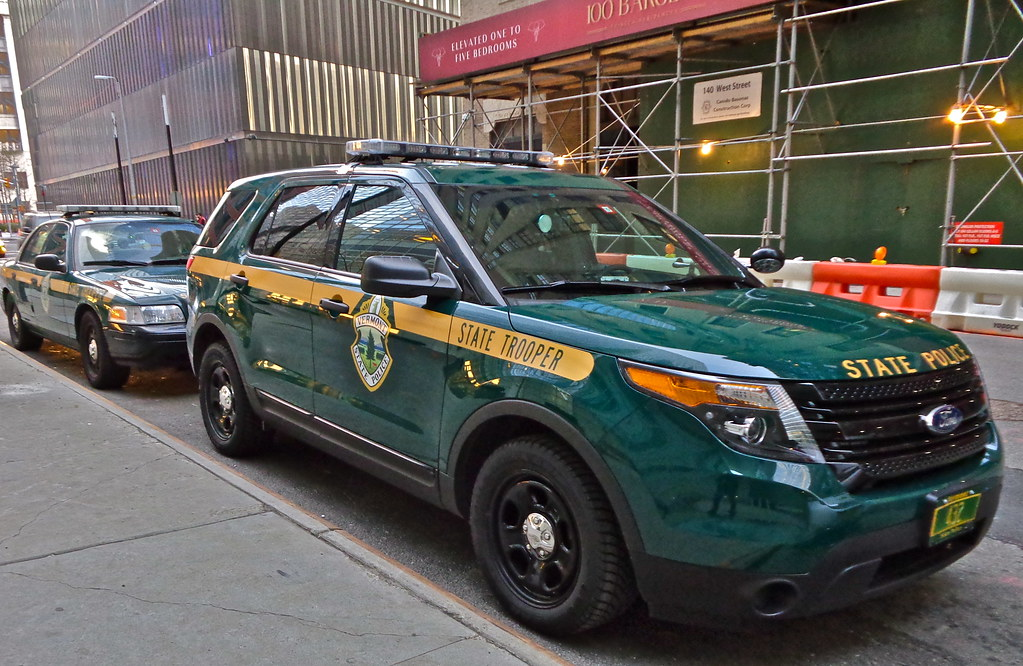 2014 Ford Explorer For Sale Vermont State Police