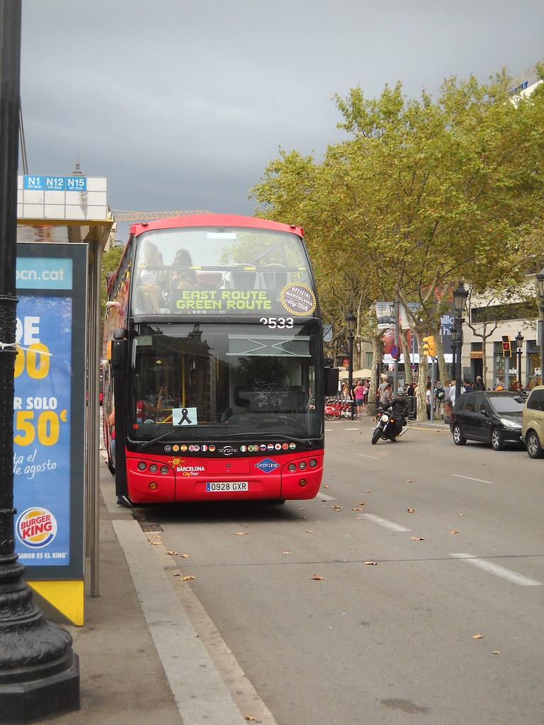 ... Moventis - Grup Julia, Barcelona, 2533 0928GXR Irisbus Citelis Line 12  City - Ayats
