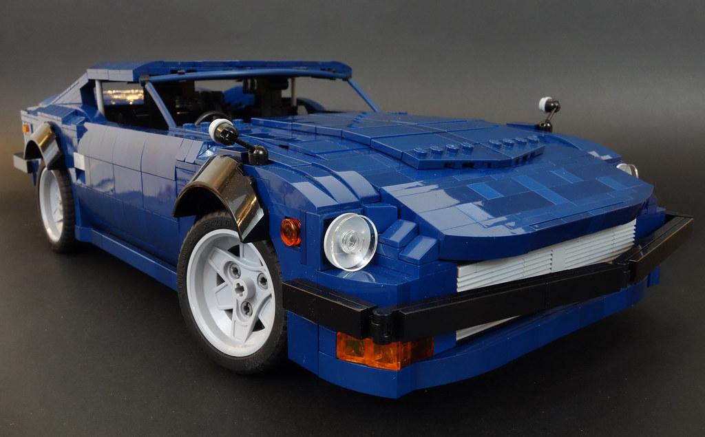 Devil 16 Car >> Datsun 240Z | Wangan Midnight Devil Z. Power: 2 RC motors an… | Flickr
