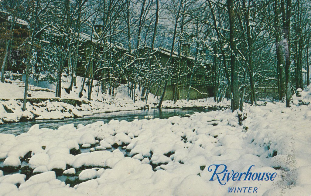 Riverhouse Motorlodge - Gatlinburg, Tennessee