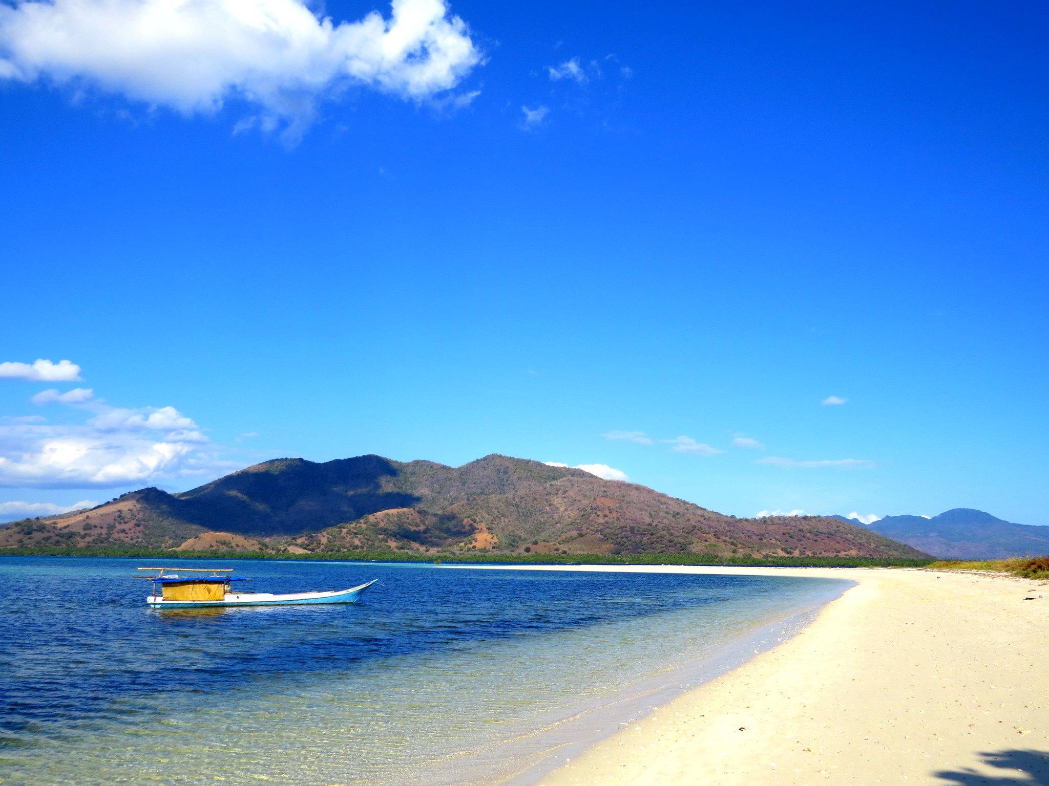 Journey to Pangabatang Island