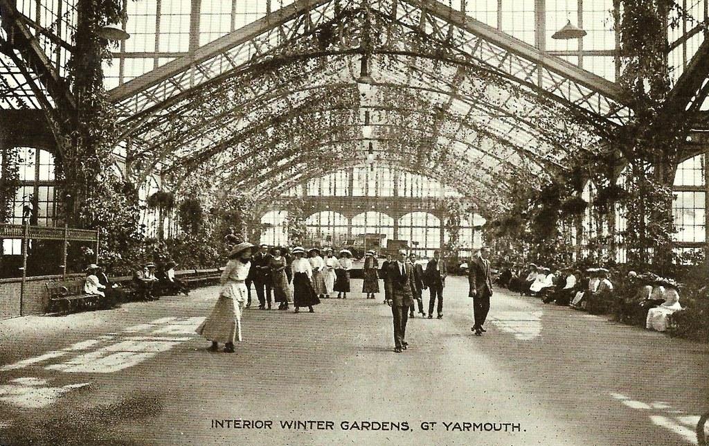 Winter Gardens, Great Yarmouth | trainsandstuff | Flickr