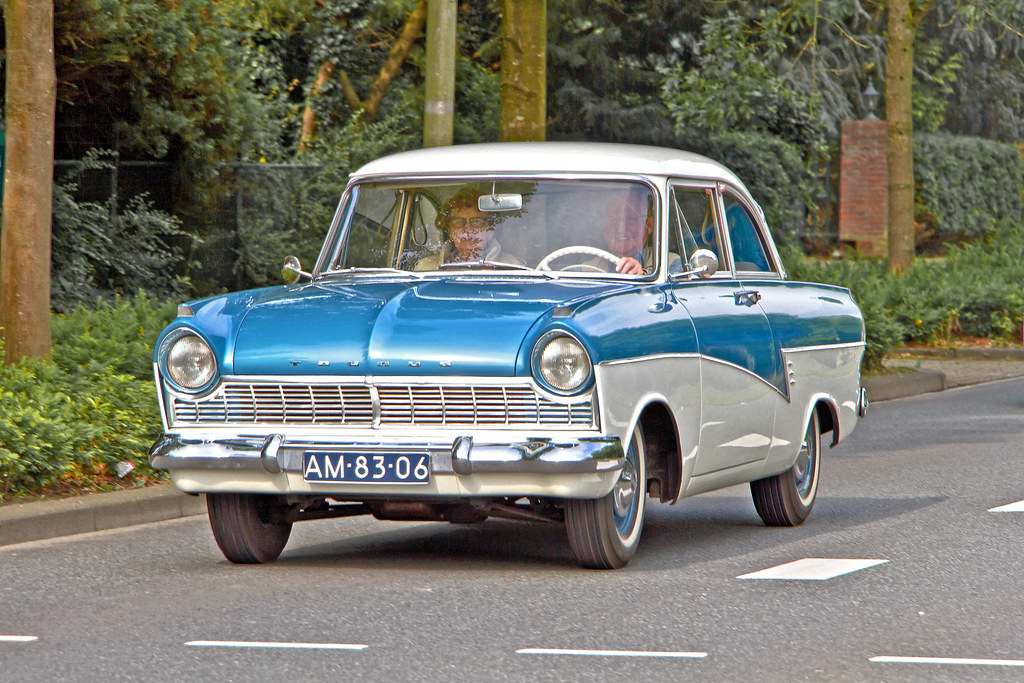 Ford Taunus 17m 1959 2706 Manufacturer Ford Of Europe
