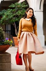 http://cuteandlittle.com | petite fashion lifestyle blog |… | Flickr