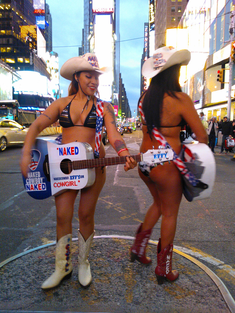 topless cowgirl in chaps