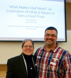 Jane and JJ's presentation, What it Means to Own a Food Truck | by Tatiana12