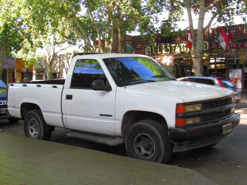 Chevrolet Silverado Turbo Diesel 1998 Rl Gnzlz Flickr