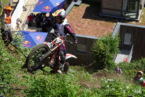 FIM Trial World Championship Belgium Grand Prix in Comblain-au-Pont