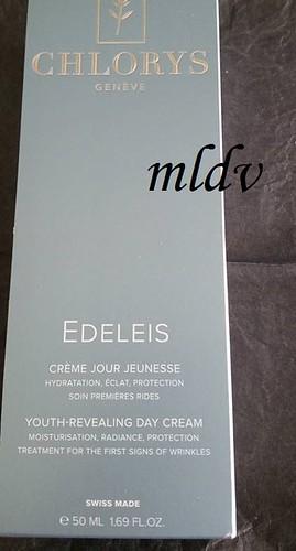 Crème de jour Edeleis chlorys