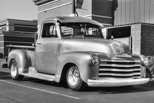 Chevy Truck | by magnetic_red