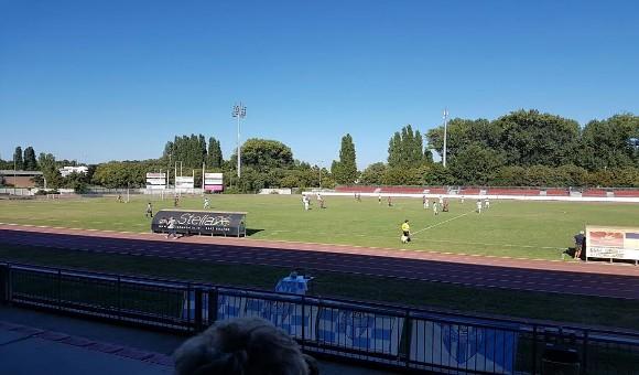 Amichevoli estive, Legnago - Virtus Verona 2-1