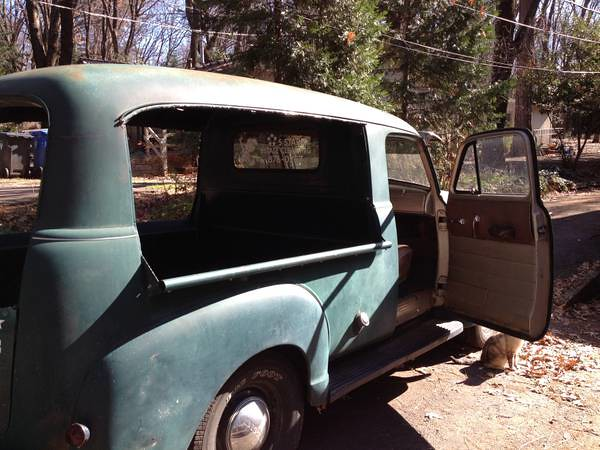 1952 Chevrolet Canopy Express 4 sale CL 2014 | Flickr