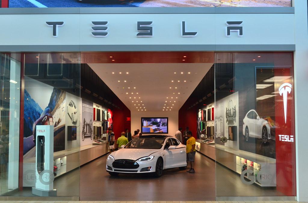 Tesla motors tesla motors at yorkdale mall toronto open grid tesla motors by open grid scheduler grid engine ccuart Images
