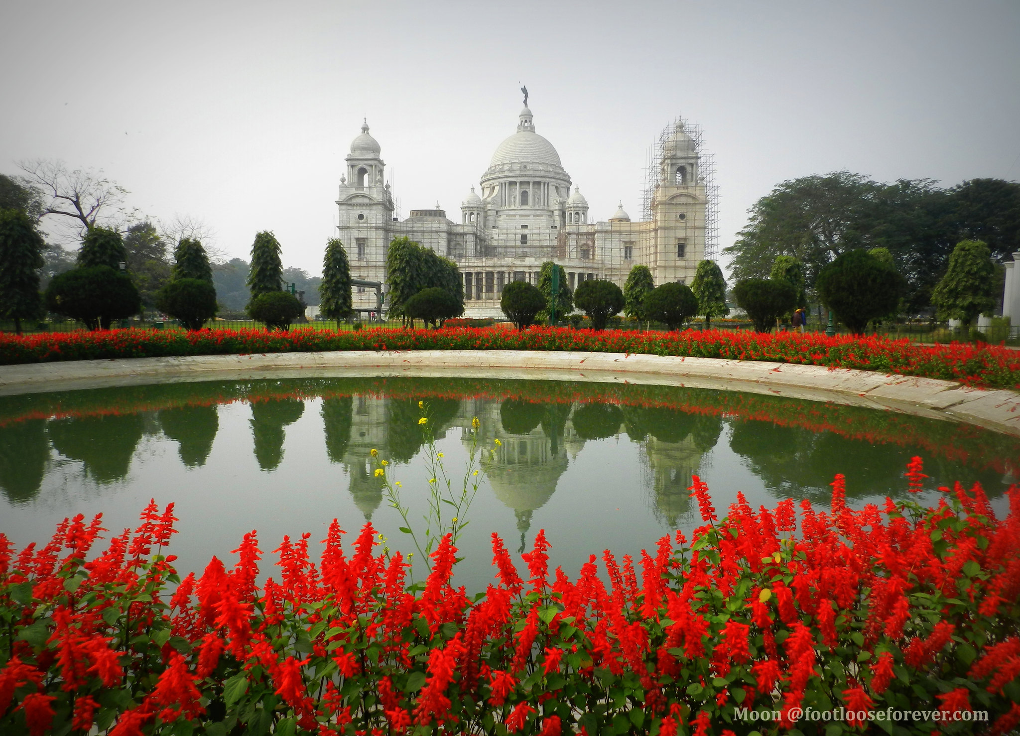 Victoria Memorial Hall, kolkata, heritage building, architecture