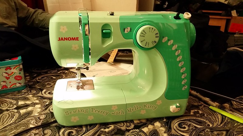 Badass Sewing Machine