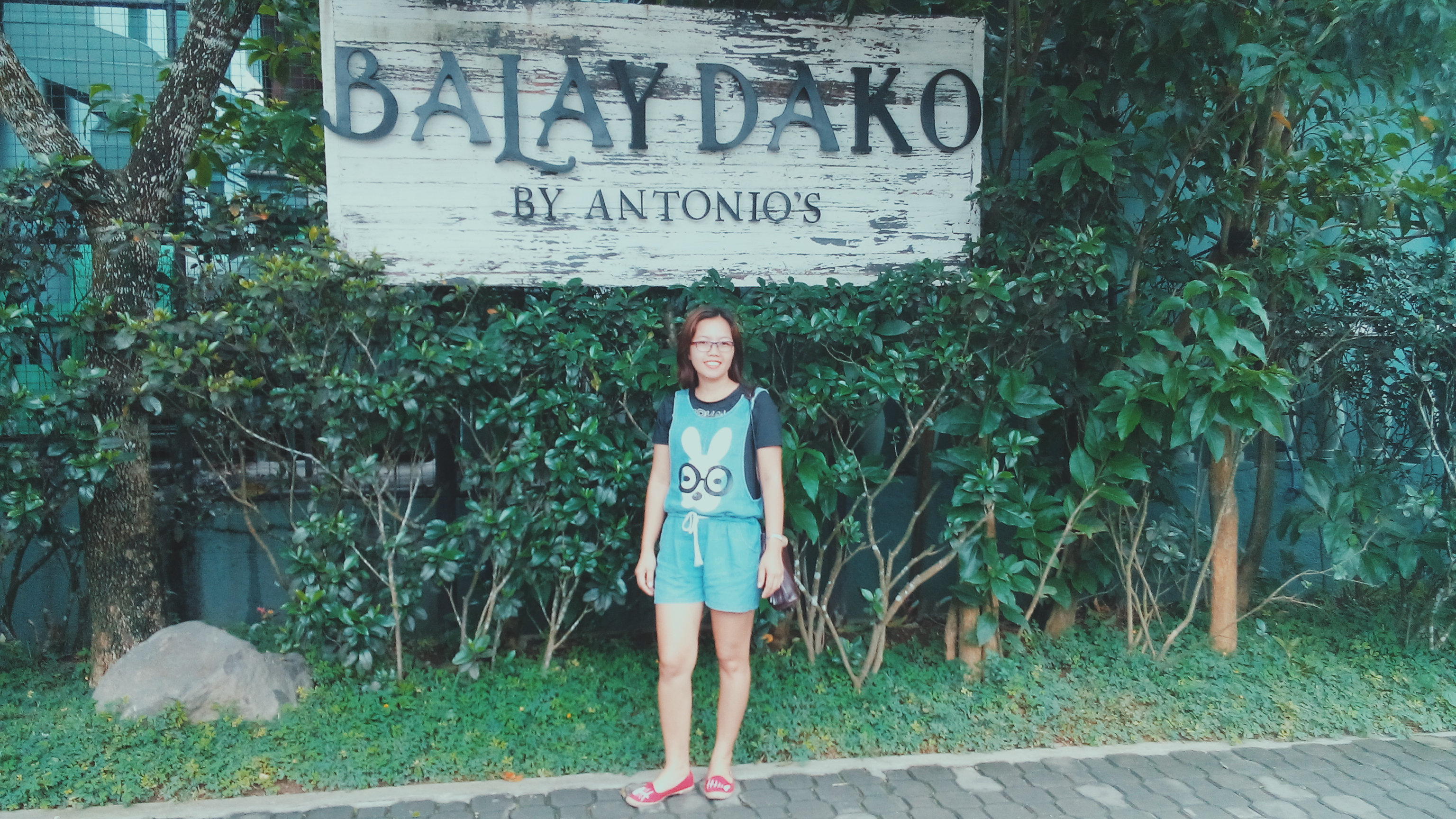birthday at balay-dako restaurant