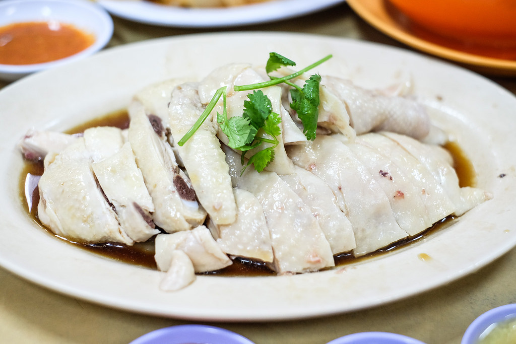 Best Chicken Rice In Singapore: Chin Chin Eating House