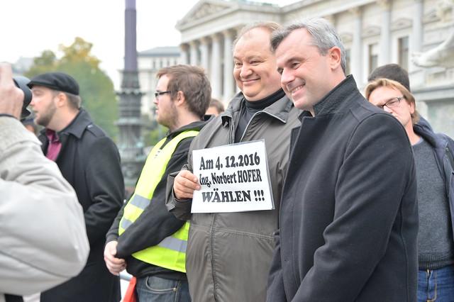 """""""Groß-Demo!Wir gegen CETA"""" in #wien ___ © Daniel Weber"""