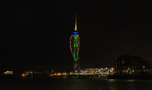Spinnaker Tower - Portsmouth | by ukalex