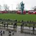 Pigeons, Cumberland Gate