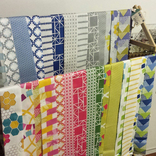 Quilt Blocks by Ellen Luckett Baker for Moda