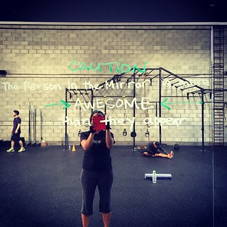 #Werkit - My last Bootcamp workout with @o2bodyfit. These guys rock! They helped me become stronger. | by queenkv