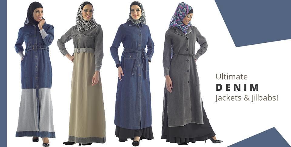 Ihram Kids For Sale Dubai: EastEssence.com's Denim Jackets & Jilbabs Collection